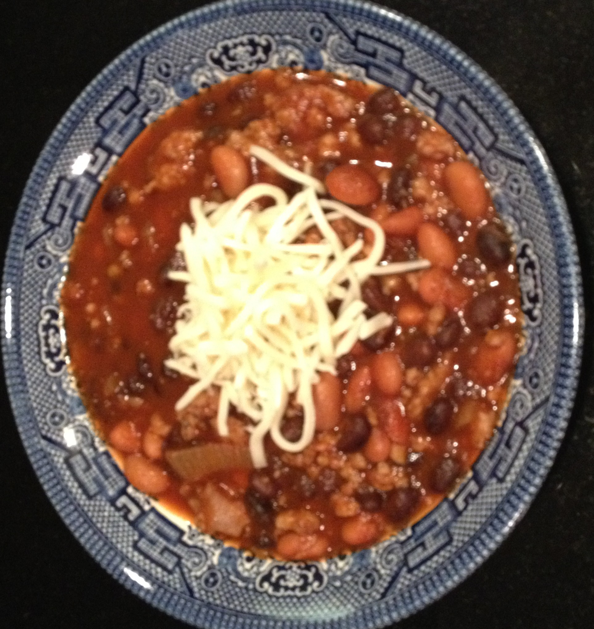 Southwest Black Bean Chili