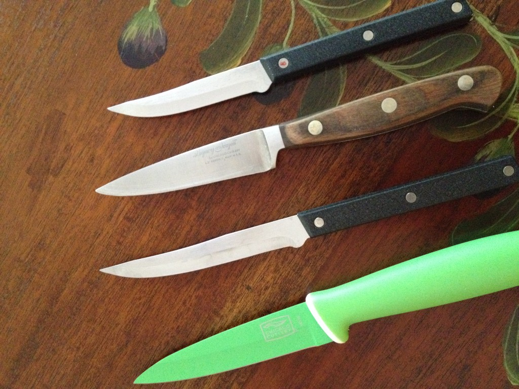 Paring and Utility Knives