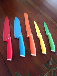 Set of Chicago Cutlery Knives